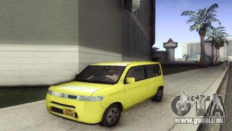 Honda That S pour GTA San Andreas laissé vue
