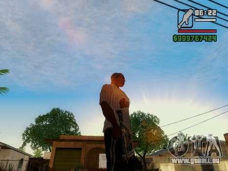 Le défenseur v.2 pour GTA San Andreas deuxième écran
