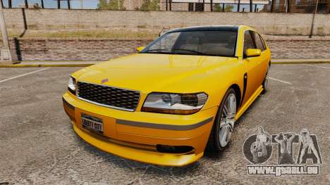 Ubermacht Oracle XL tuning für GTA 4