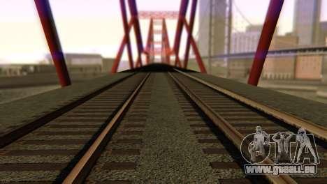 SA_extend. v1.1 pour GTA San Andreas douzième écran