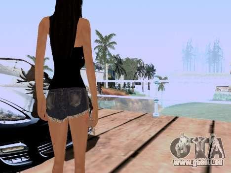 Nouvelle île V2.0 pour GTA San Andreas quatrième écran