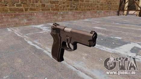 Pistolet Smith & Wesson Modèle 410 pour GTA 4