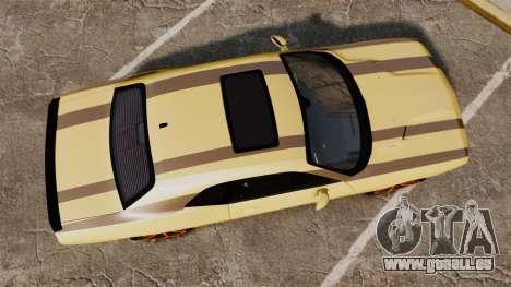 Dodge Challenger SRT8 2009 [EPM] APB Reloaded pour GTA 4 est un droit
