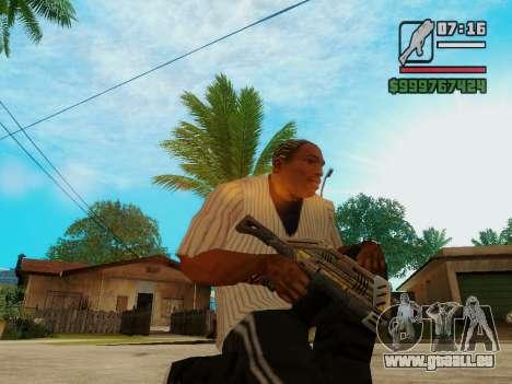 Le défenseur v.2 pour GTA San Andreas troisième écran