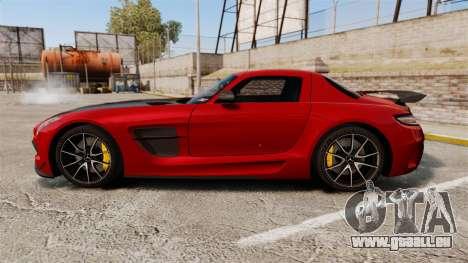 Mercedes-Benz SLS 2014 AMG GT Final Edition für GTA 4 linke Ansicht
