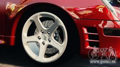 RUF CTR2 1995 für GTA 4 rechte Ansicht