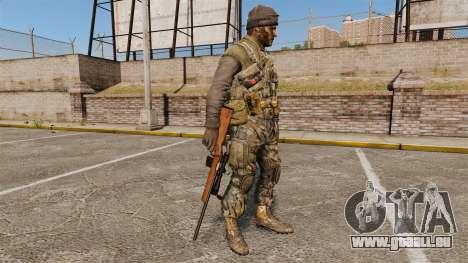 David Mason für GTA 4 dritte Screenshot