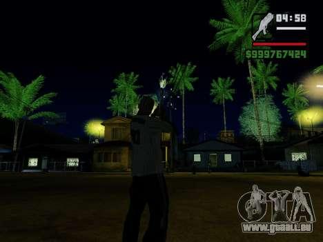 Le défenseur v.2 pour GTA San Andreas huitième écran