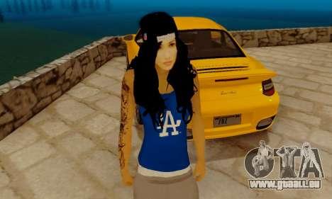 Ophelia v2 für GTA San Andreas