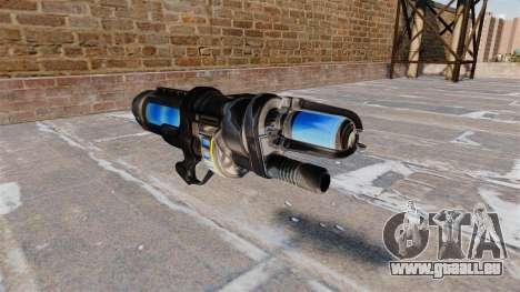 Einfrieren gun für GTA 4