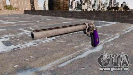 Revolver-Joker- pour GTA 4 troisième écran