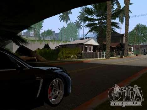 New Grove Street v3.0 für GTA San Andreas achten Screenshot