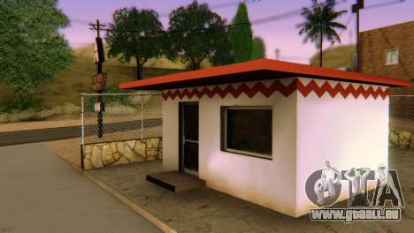 SA_extend. v1.1 pour GTA San Andreas sixième écran