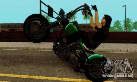 Glenn Danzig Skin für GTA San Andreas zweiten Screenshot