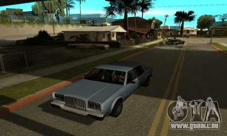 Des ombres dans le style de RAGE pour GTA San Andreas