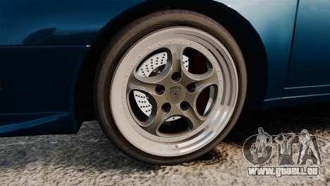 Porsche Carrera RS 1995 für GTA 4 Rückansicht