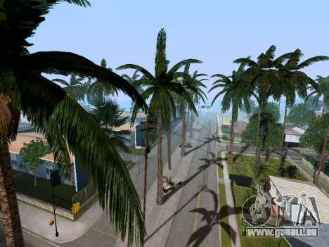 New Grove Street v3.0 für GTA San Andreas dritten Screenshot