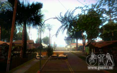 New Grove Street pour GTA San Andreas