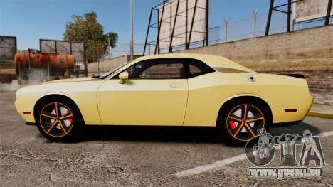 Dodge Challenger SRT8 2009 [EPM] APB Reloaded pour GTA 4 est une gauche