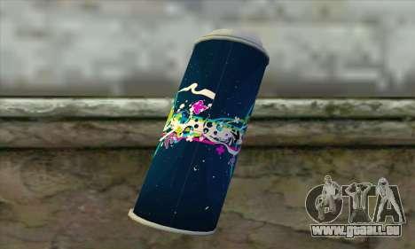 Spray für GTA San Andreas zweiten Screenshot