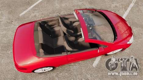 Peugeot 308 CC pour GTA 4 est un droit