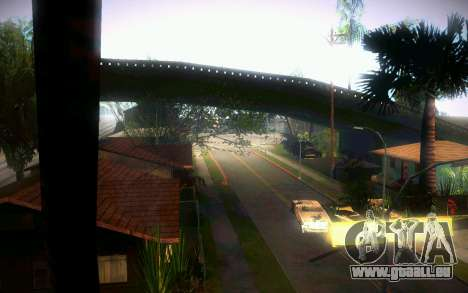 New Grove Street für GTA San Andreas dritten Screenshot