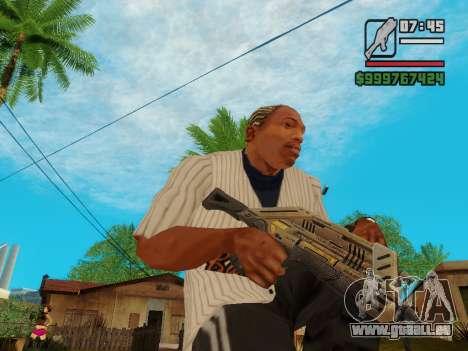 Verteidiger v.2 für GTA San Andreas