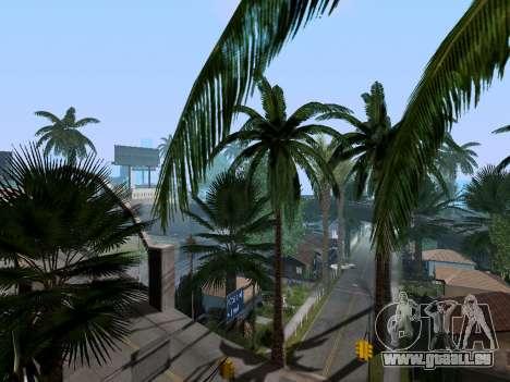 New Grove Street v3.0 pour GTA San Andreas cinquième écran