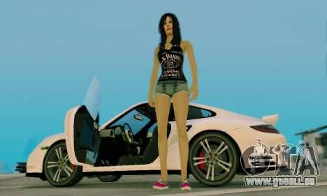 Jack Daniels Girl Skin pour GTA San Andreas sixième écran