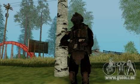 Kopassus Skin 2 pour GTA San Andreas sixième écran