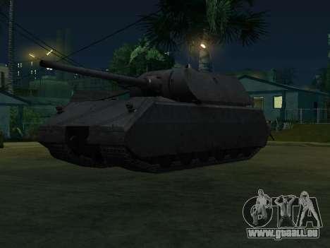 PzKpfw VII Maus für GTA San Andreas