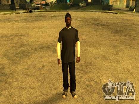Beta Sweet skin für GTA San Andreas siebten Screenshot