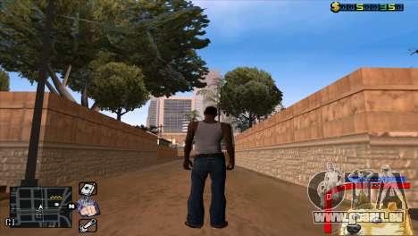 C-HUD Hund WOW für GTA San Andreas