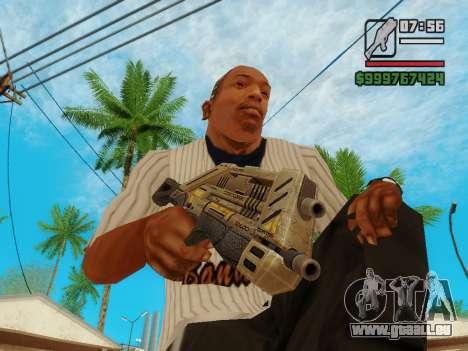 Le défenseur v.2 pour GTA San Andreas cinquième écran