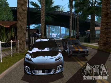 New Grove Street v3.0 pour GTA San Andreas septième écran
