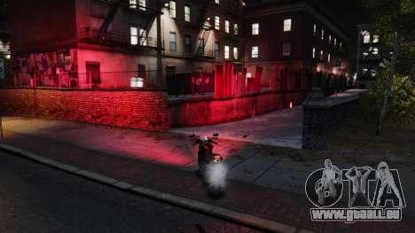 Rote Lichter für GTA 4 Sekunden Bildschirm