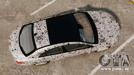 Mercedes-Benz CLA 250 2014 AMG Prototype für GTA 4 rechte Ansicht