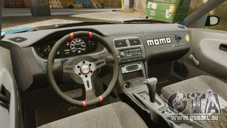 Mazda RX-7 Kawabata Toyo pour GTA 4 Vue arrière
