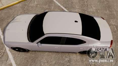 Dodge Charger SRT8 2007 pour GTA 4 est un droit