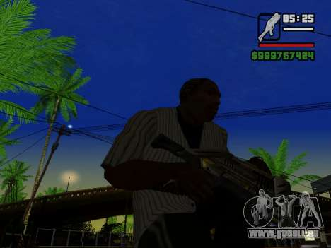 Le défenseur v.2 pour GTA San Andreas sixième écran