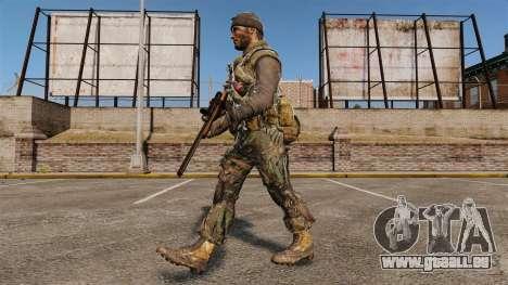 David Mason pour GTA 4 quatrième écran