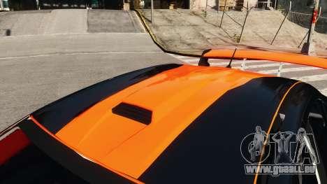 Mitsubishi Lancer Evolution X 2008 Black Edition für GTA 4 rechte Ansicht
