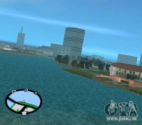 Les icônes de la carte de GTA V pour GTA Vice City cinquième écran