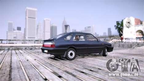 Daewoo FSO Polonez Caro Impo pour GTA 4 Vue arrière de la gauche