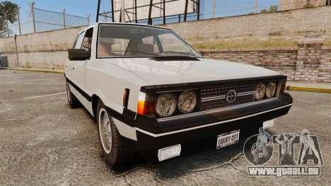 FSO Polonez 1500 pour GTA 4