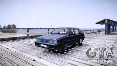 Daewoo FSO Polonez Caro Impo für GTA 4