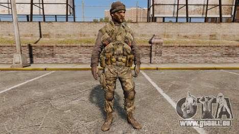 David Mason pour GTA 4