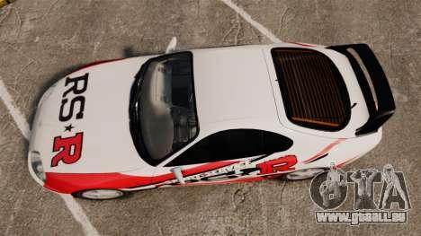 Toyota Supra MKIV 1995 RS-R für GTA 4 rechte Ansicht