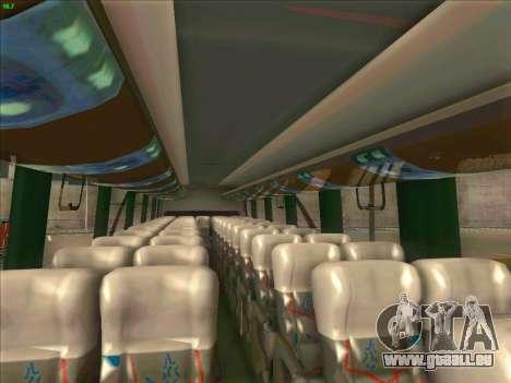 JR Australian Express für GTA San Andreas Rückansicht