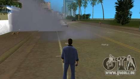Des micros, des bombes de fumée pour GTA Vice City septième écran